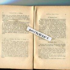 Libros antiguos: LLIBRE 1932 L' AVANTGUARDISME A CATALUNYA GUILLEM DIAZ PLAJA SALVADOR DALI JUNOY SALVAT-PAPASSEIT . Lote 58501071
