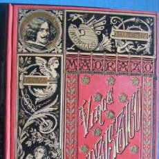 Libros antiguos: VIAJE ARTISTICO - MADRAZO. Lote 60408835