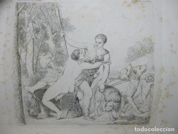Libros antiguos: GALERIA DECUADROS ESCOGIDOS DEL REAL MUSEO DE PINTURAS DE MADRID. 1858. GRABADOS SOBRE ACERO. VER - Foto 4 - 62039572