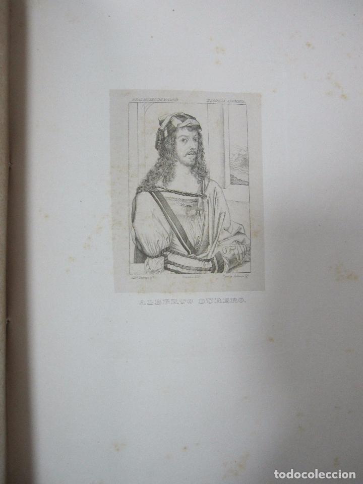Libros antiguos: GALERIA DECUADROS ESCOGIDOS DEL REAL MUSEO DE PINTURAS DE MADRID. 1858. GRABADOS SOBRE ACERO. VER - Foto 5 - 62039572