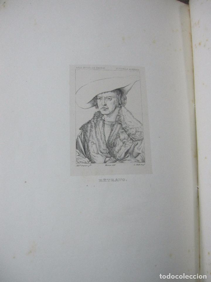 Libros antiguos: GALERIA DECUADROS ESCOGIDOS DEL REAL MUSEO DE PINTURAS DE MADRID. 1858. GRABADOS SOBRE ACERO. VER - Foto 6 - 62039572