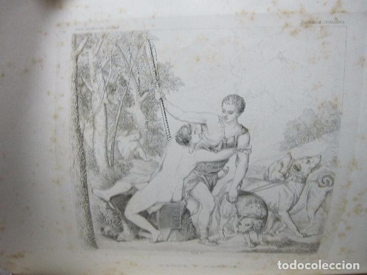 Libros antiguos: GALERIA DECUADROS ESCOGIDOS DEL REAL MUSEO DE PINTURAS DE MADRID. 1858. GRABADOS SOBRE ACERO. VER - Foto 7 - 62039572