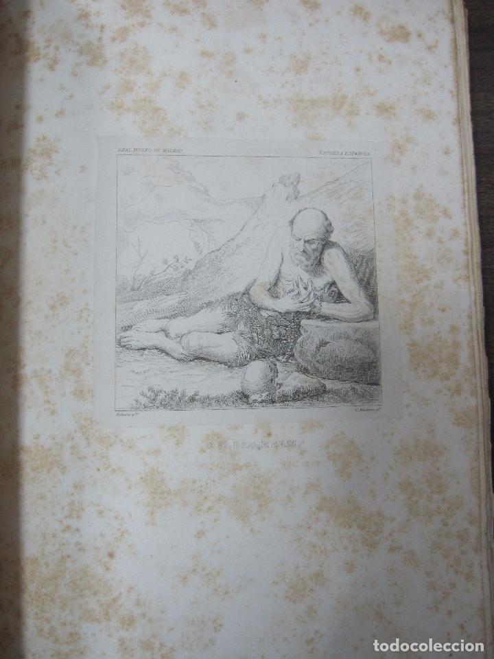 Libros antiguos: GALERIA DECUADROS ESCOGIDOS DEL REAL MUSEO DE PINTURAS DE MADRID. 1858. GRABADOS SOBRE ACERO. VER - Foto 8 - 62039572