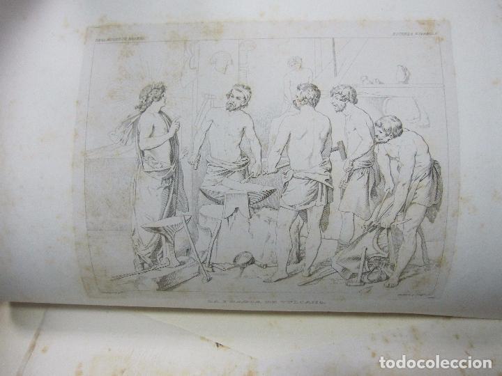 Libros antiguos: GALERIA DECUADROS ESCOGIDOS DEL REAL MUSEO DE PINTURAS DE MADRID. 1858. GRABADOS SOBRE ACERO. VER - Foto 9 - 62039572