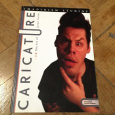 Libros antiguos: LIBRO CARICATURAS - THE ART OF JASON SEILER - CARICATURE. Lote 65816086