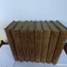 Libros antiguos: LE GRAND MUSEES DU MONDE ILLUSTRE EN COULEURS 8 VOLUMENES AÑO 1914 PIERRE LAFITTE.. Lote 67418609