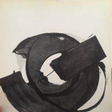 Vicente Vela. Ateneo de Madrid. Cuadernos de Arte Español. 1965. Grupo El Paso. Abstracción.