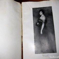 Libros antiguos: RAMON CASAS PINTOR . JOSEP Mª JORDÀ . 1931 . 39 ILUSTRACIONES B/N Y 5 EN COLOR . DESPERFECTOS. Lote 73605503