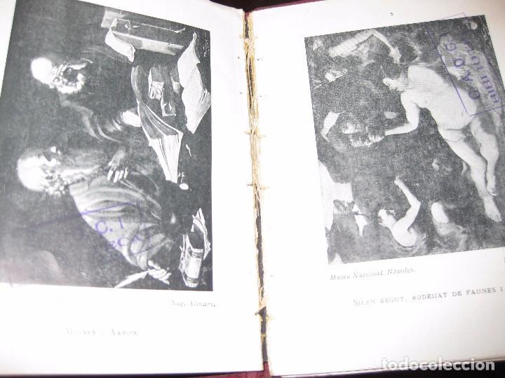 Libros antiguos: Lespanyolet . pintor joseph de ribera . por miquel utrillo . establiment grafic thomas años 20 ? - Foto 4 - 75744615