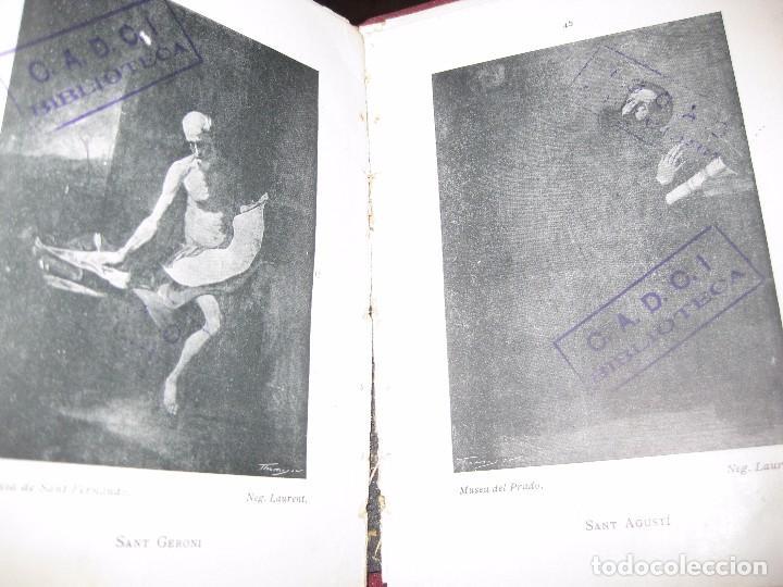 Libros antiguos: Lespanyolet . pintor joseph de ribera . por miquel utrillo . establiment grafic thomas años 20 ? - Foto 5 - 75744615