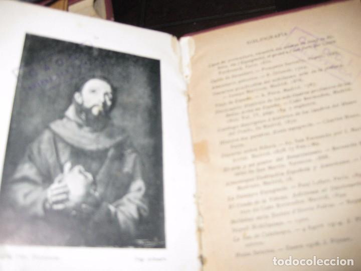 Libros antiguos: Lespanyolet . pintor joseph de ribera . por miquel utrillo . establiment grafic thomas años 20 ? - Foto 7 - 75744615