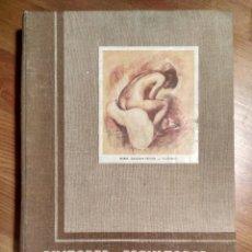 Libros antiguos: PINTORES Y ES ESCULTORES QUE CONOCI 1900-1942 MICHEL GEORGES AÑO 1945 UNICO. Lote 78920289