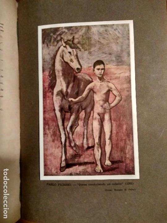 Libros antiguos: PINTORES Y ES ESCULTORES QUE CONOCI 1900-1942 MICHEL GEORGES AÑO 1945 UNICO - Foto 3 - 78920289