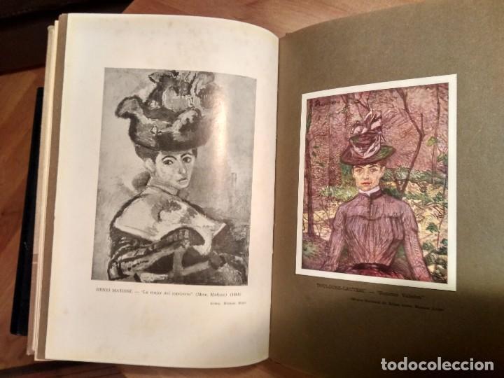 Libros antiguos: PINTORES Y ES ESCULTORES QUE CONOCI 1900-1942 MICHEL GEORGES AÑO 1945 UNICO - Foto 5 - 78920289