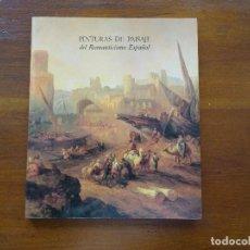 Libros antiguos: PINTURAS DE PAISAJE DEL ROMANTICISMO ESPAÑOL, 1985, EXPOSICIÓN BANCO EXTERIOR. Lote 79163809