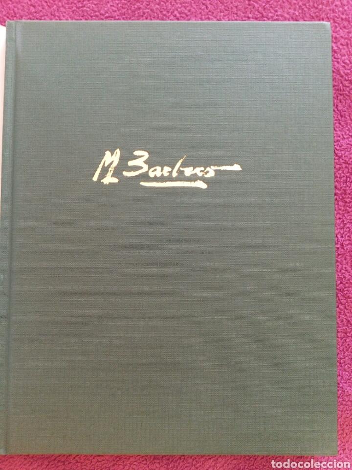 Libros antiguos: Miguel Barbero 1999. Galeria de arte Toison - Foto 2 - 79629257