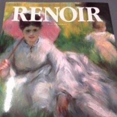 Libros antiguos: RENOIR. SOPHIE MONNERET. PERFILES DEL ARTE. PLANETA. . Lote 80218729