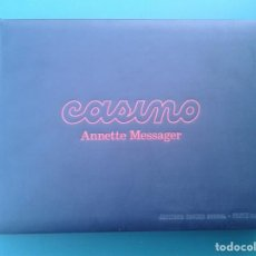 Libros antiguos: CASINO ANNETTE MESSAGER. Lote 80269281