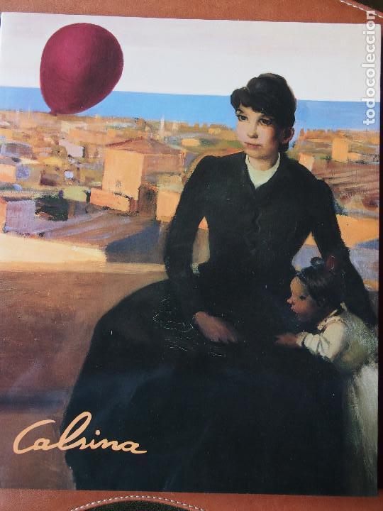 RAMON CALSINA - ENRIC JARDÍ - PINTURA (Libros Antiguos, Raros y Curiosos - Bellas artes, ocio y coleccion - Pintura)