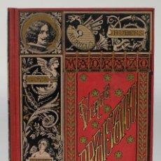 Libros antiguos: VIAJE ARTÍSTICO DE TRES SIGLOS POR LAS COLECCIONES DE CUADROS DE LOS REYES DE ESPAÑA-BARCELONA, 1884. Lote 80752674