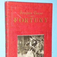 Libros antiguos: EL ARTE Y EL VIVIR DE FORTUNY. Lote 81582940