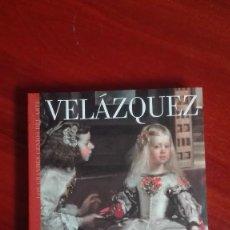 Libros antiguos: LIBRO DE VELÁZQUEZ. Lote 81925836