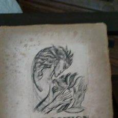 Libros antiguos: EXPOSITION DE PEINTURE HOLLANDAISE MODERNE, 1926 TABLAUX, DESSINS, AQUARELLES, 10 AVRIL-31 MAI. Lote 83686872