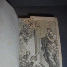 Libros antiguos: FILIPPO TITI - NUOVO STUDIO DI PINTURA , SCOLTURA , ED ARCHITETTURA NELLE CHIESE DI ROMA MDCCXXI - . Lote 83947064