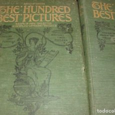 Libros antiguos: THE HUNDRED 100 PICTURES . Lote 87232060