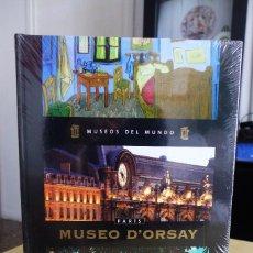 Libros antiguos: MUSEOS DEL MUNDO - MUSEO D'ORSAY PARÍS - PLANETA DE AGOSTINI 2005, TAPA DURA, A ESTRENAR PRECINTADO. Lote 98997164