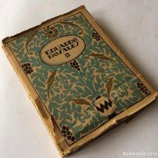 Libros antiguos: FRANCÉS, JOSÉ. EDUARDO ROSALES [1836-1873]. 1836. MADRID, TIPOGRAFÍA ARTÍSTICA, S.A. (HACIA 1920). 4. Lote 90029196