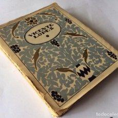 Libros antiguos: VICENTE LÓPEZ [1772-1850]. 1772. MADRID, TIPOGRAFÍA ARTÍSTICA, S.A. (HACIA 1920) . Lote 90029824