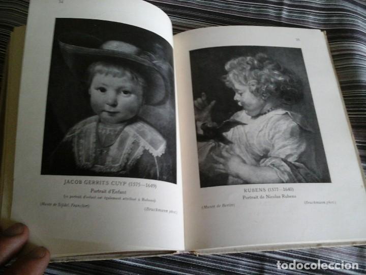 Libros antiguos: Libro arte Lenfant a travers les siecles, chefs doeuvre de la peinture. Hachette París s/f - Foto 4 - 93524360
