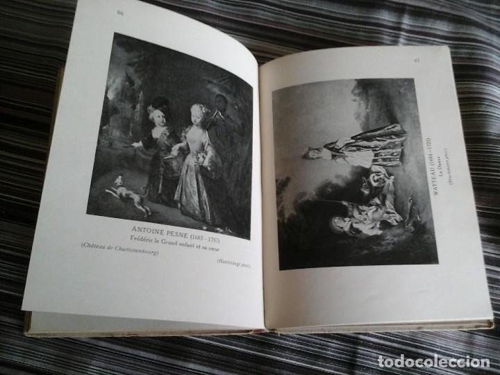 Libros antiguos: Libro arte Lenfant a travers les siecles, chefs doeuvre de la peinture. Hachette París s/f - Foto 5 - 93524360