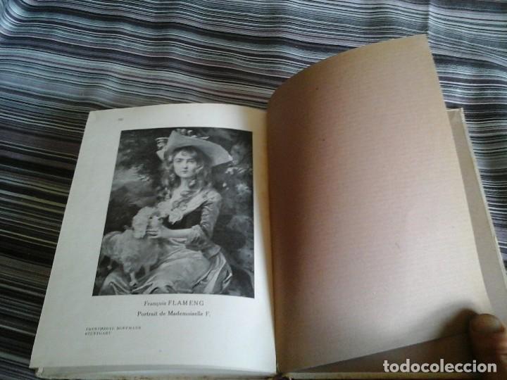 Libros antiguos: Libro arte Lenfant a travers les siecles, chefs doeuvre de la peinture. Hachette París s/f - Foto 6 - 93524360