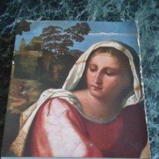 Libros antiguos: NOTIZIE SU CAPODIMONTE. EDICIÓN 1958. 21X16 CMS.. Lote 94891755
