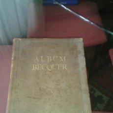 Libros antiguos: ALBUM BECQUER (1925). Lote 97672707