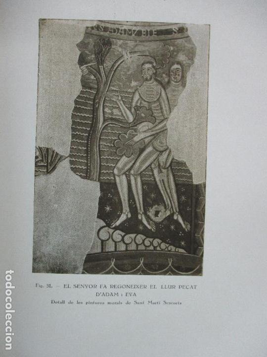 Libros antiguos: LA PINTURA MIG-EVAL CATALANA. ELS PRMITIUS. PRIMERA I SEGONA PART. MN. JOSEP GUDIOL. 1927. - Foto 6 - 98836203
