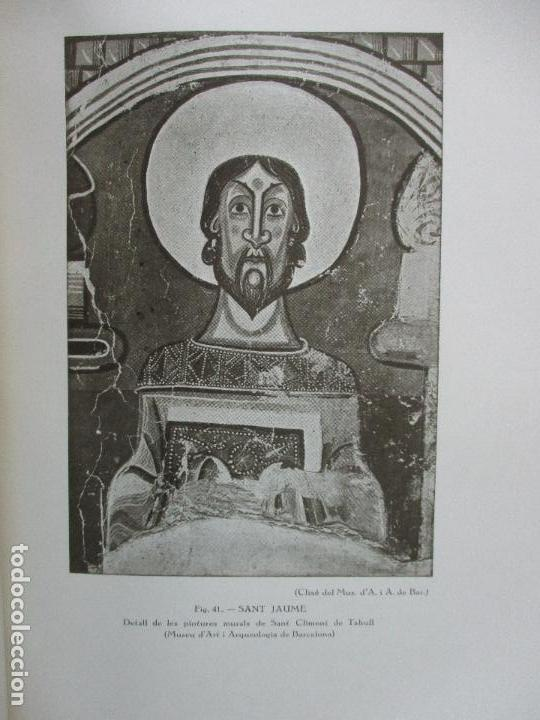 Libros antiguos: LA PINTURA MIG-EVAL CATALANA. ELS PRMITIUS. PRIMERA I SEGONA PART. MN. JOSEP GUDIOL. 1927. - Foto 7 - 98836203