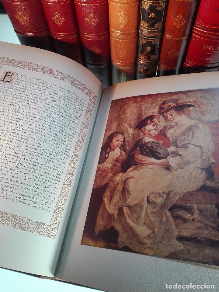 Libros antiguos: ALBUM DE LA GALERÍA DE PINTURAS DEL MUSEO DEL LOUVRE - JOSÉ CAMÓN AZNAR - EDIT. LABOR - 1935 - - Foto 7 - 100247247