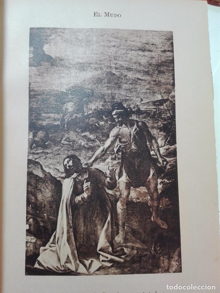 Libros antiguos: PINTORES ESPAÑOLES EN SAN LORENZO DEL ESCORIAL (1566-1613) - R. P. FR. JULIÁN ZARCO CUEVAS - 1931 - - Foto 4 - 100736359