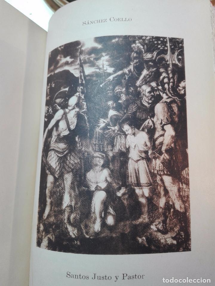 Libros antiguos: PINTORES ESPAÑOLES EN SAN LORENZO DEL ESCORIAL (1566-1613) - R. P. FR. JULIÁN ZARCO CUEVAS - 1931 - - Foto 5 - 100736359