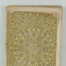 Libros antiguos: CAPRICHOS DE GOYA 83 GETREUE NACHBILDUNGEN IN LICHTDRUCK-VALERIAN VON LOGA-1922-EJEMPLAR 417 DE 500. Lote 100749551