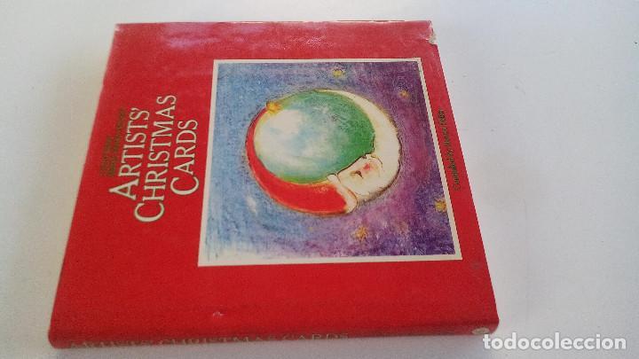 ARTISTS CHRISTMS CARDS-COMPILED BY STEVEN HELLER-A & W PUBLISHERS-NEW YORK-1979-TAPAS DURAS + CUBIER (Libros Antiguos, Raros y Curiosos - Bellas artes, ocio y coleccion - Pintura)