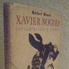 Alte Bücher - BENET.- Xavier Noguet (pintor) - 101021491