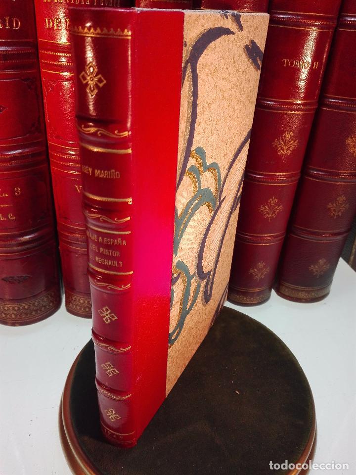 VIAJE A ESPAÑA DEL PINTOR HENRI REGNAULT ( 1868 - 1870 ) - MARIA BREY MARIÑO - VALENCIA - 1949 - (Libros Antiguos, Raros y Curiosos - Bellas artes, ocio y coleccion - Pintura)
