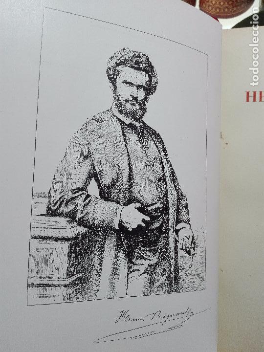 Libros antiguos: VIAJE A ESPAÑA DEL PINTOR HENRI REGNAULT ( 1868 - 1870 ) - MARIA BREY MARIÑO - VALENCIA - 1949 - - Foto 3 - 101671511