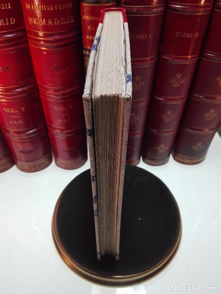 Libros antiguos: VIAJE A ESPAÑA DEL PINTOR HENRI REGNAULT ( 1868 - 1870 ) - MARIA BREY MARIÑO - VALENCIA - 1949 - - Foto 11 - 101671511