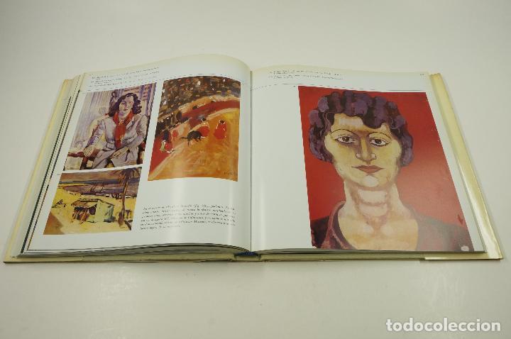 Libros antiguos: Manolo. Escultura, pintura, dibujo, Montserrat Blanch, 1972, Ed. Polígrafa. 26,5x28cm - Foto 2 - 102573523