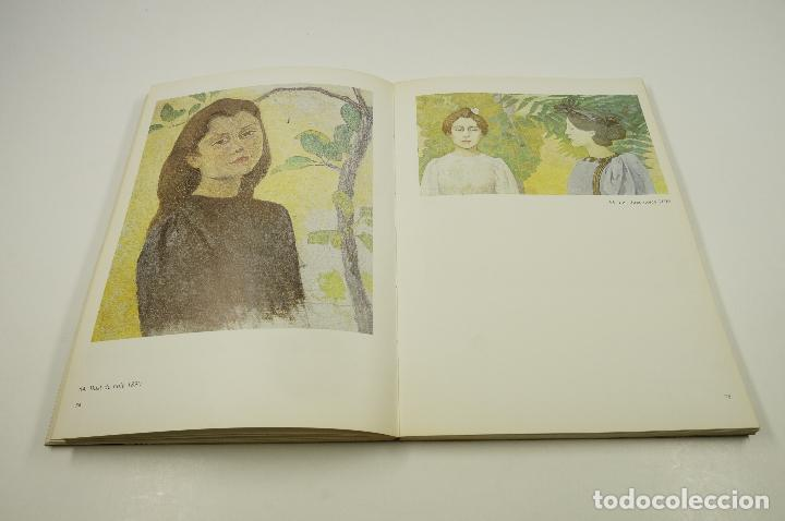 Libros antiguos: Manolo. Escultura, pintura, dibujo, Montserrat Blanch, 1972, Ed. Polígrafa. 26,5x28cm - Foto 5 - 102573523